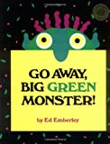 img - for Go Away, Big Green Monster! book / textbook / text book