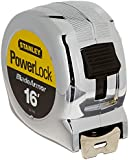 Stanley 33-516 16 x 1-Inch Powerlock Tape Rule Reinforced with Blade Armor Coating