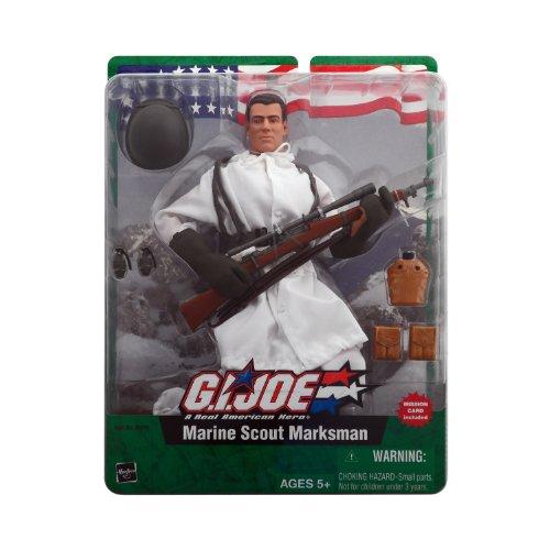 12 Inch Gi Joe Buy - GI Joe Marine Scout Marksman 12