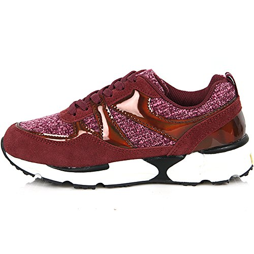Brand New Casual Athletic Zapatos For Mujeres Fashion Sneakers - Gimnasio Fitness Crossfit Tenis Deportes Running Walking Entrenamiento Cross Trainer Purple