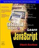 Learn JavaScript, Chuck Easttom, 1556228562