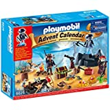 PLAYMOBIL® Advent Calendar 'Pirate Treasure Island' Playset