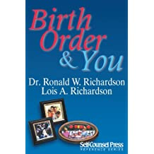 Birth Order & You (Reference Series)