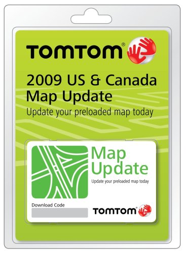 tomtom-2009-us-and-canada-map-update-for-go-xl-and-one-gps-navigators