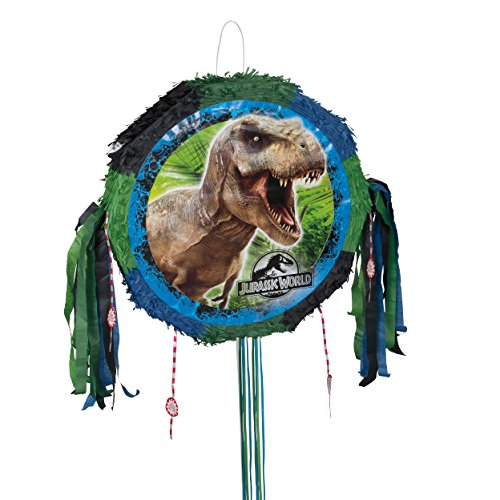 Jurassic World Pinata Pull String