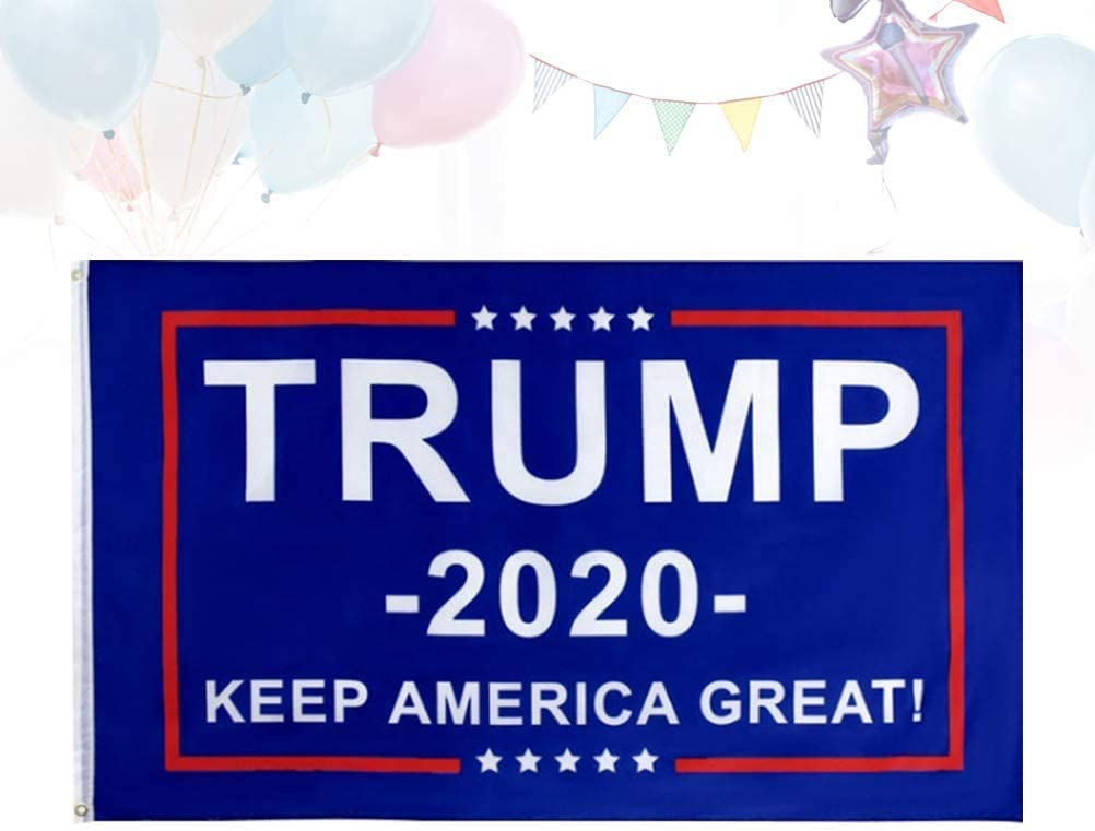 Nous ne rendre l/'Amérique grand encore Donald Trump Autocollants 2020 elect Drapeau Maga O