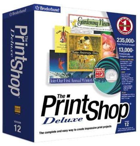 The Print Shop Deluxe 12.0
