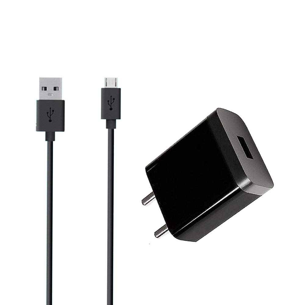 3a85590492142d SBA 2 A Fast Travel Wall Charger with 1 m Data Cable  Amazon.in  Electronics