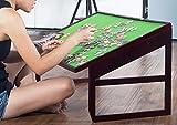 Jigsaw Puzzle Table Storage Folding Tilting Table 1000 pcs Mat BPTT