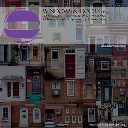 Window of opportunity original mix by hooker de for Window of opportunity