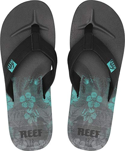 (Reef - Mens Ht Prints Sandals, Size: 11 D(M) US, Color: North Shore)