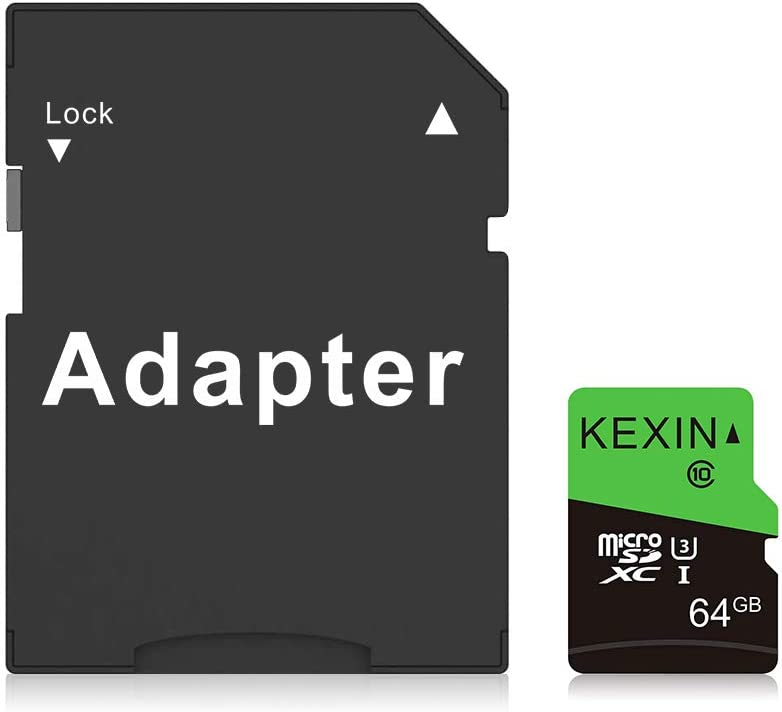 Kexin Micro Sd Card 64 Gb Microsdxc Bus Memory Card To Computers Accessories