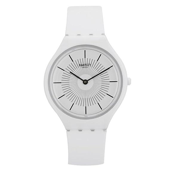 Svow100 Skinpure esRelojes Swatch Unisex RelojAmazon htQrdBxCs