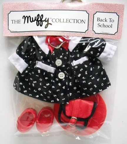 Muffy Vanderbear Back to School Outfit