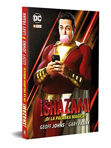 ¡Shazam! (Edición rústica) por Geoff Johns,Gary Frank,San Rafael Simó, Francisco