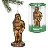 Deluxe Bigfoot Christmas Tree Ornament