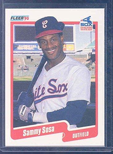 1990 Fleer Baseball MLB Binder Complete Set Sammy Sosa Rookie w/Pages 1-660
