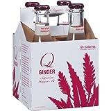 Q Ginger Superior Ginger Ale, 32 Fl Oz (Pack of 6)