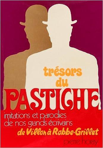 En ligne Tresor Pastiche Villon / Rg pdf epub