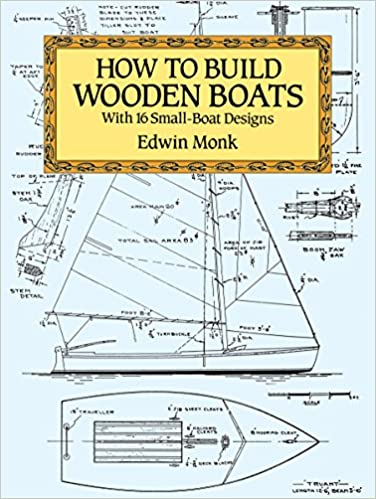 Amateur boat book building canoe complete dover manual maritime