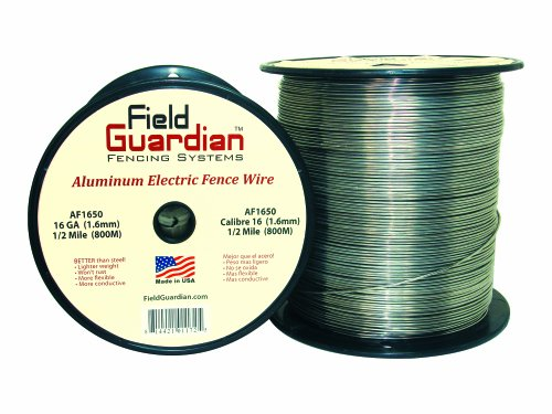 Field Guardian 16-Guage Aluminum Wire, 1/2 Miles