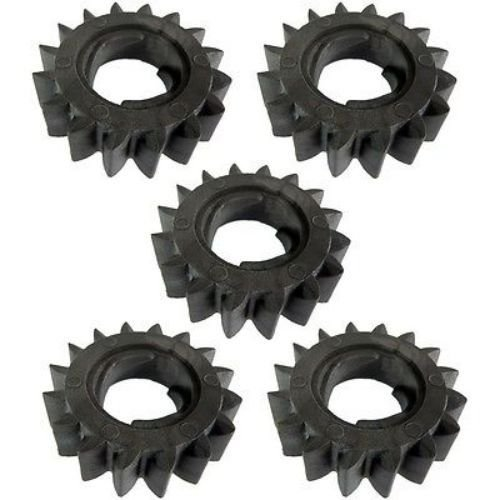 M83184 Set of 5 16 Tooth Starter Drive Gears For Briggs & Straton 695708 ,,#G434G14 1T4G3484TYG397076 ()