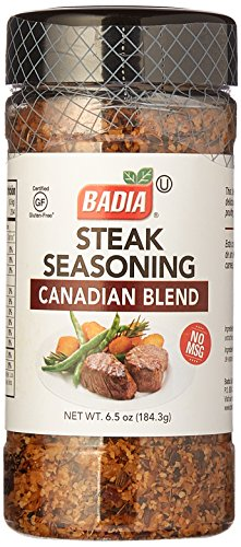 Badia gourmet steak seasoning 6.5 oz Pack of 3