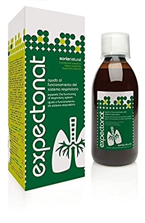 Soria Natural Expectorante Jarabe Vitaminas - 250 ml: Amazon.es: Salud y cuidado personal