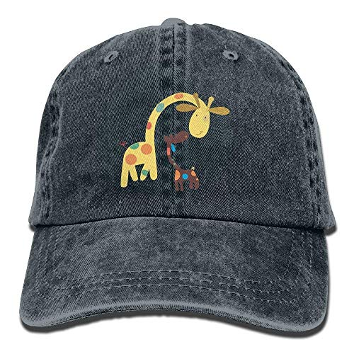 Cowgirl Cowboy Cute Men for Sport Women Denim Giraffe Hat DEFFWB Cap Skull Hats 0qYUnxZ