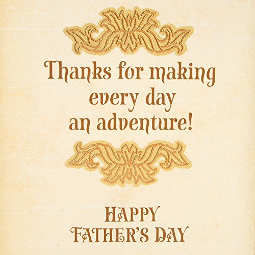 Hallmark Father's Day Greeting Card from Kid Daughter (Story of Daddy & Daughter) Photo #5
