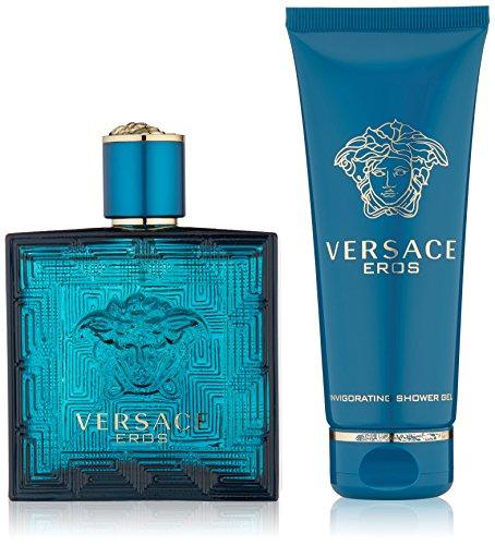 Versace Eros Fragrance Set, 2 - Material Versace Sale