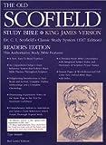 Old Scofield Study Bible-KJV-Standard
