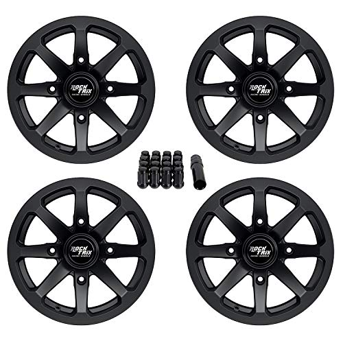 14 Car Rims - RockTrix RT102 14
