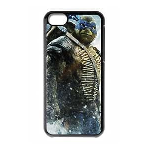 Teenage-Mutant-Ninja-Turtles iPhone 5c Cell Phone Case Black O1653582