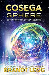 Cosega Sphere (The Cosega Sequence Book 4)