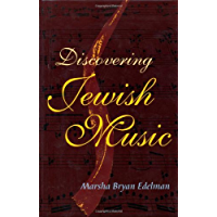 Discovering Jewish Music book cover