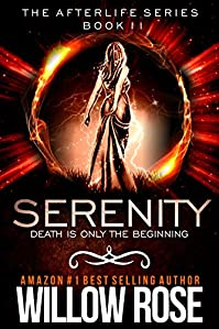 Serenity by Willow Rose ebook deal