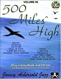 Vol. 95, 500 Miles High (Book & CD Set)