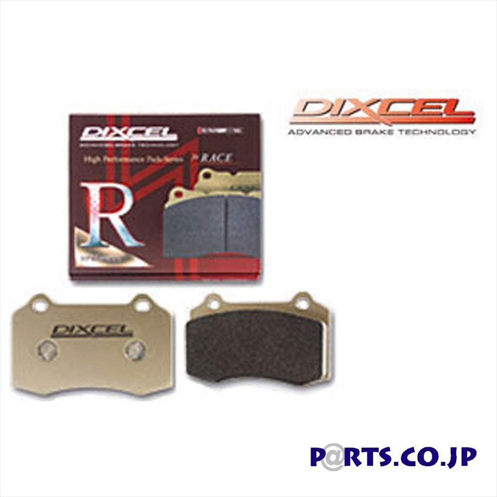 [DIXCEL] Alfa Romeo Spider brake pads R01 type front for 95/05-95/12 Alfa Romeo Spider 916S2 / 916S2B / 91620S 2.0 TWIN SPARK Fr. LUCAS R2710459