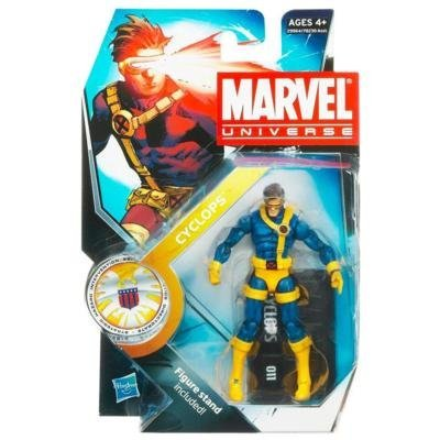 Marvel Universe 3 3/4 Inch Series 13 Action Figure Cyclops Jim Lee Version (Marvel Universe X Men compare prices)