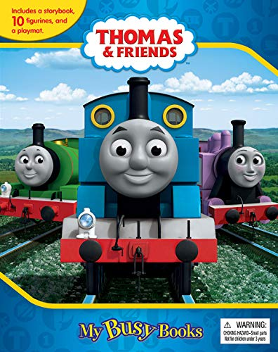 Thomas & Friends (My Busy Books) (Thomas The Train Book And Figures)