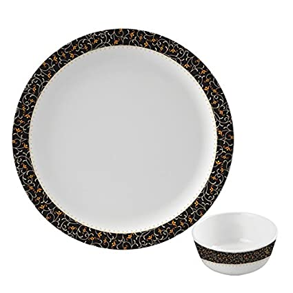 Servewell Ornate Buffet Plate