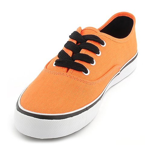 Soda Femmes Ruban-g Casual Sneaker Orange