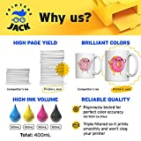 Printers Jack 400ML Sublimation Ink for Epson C88
