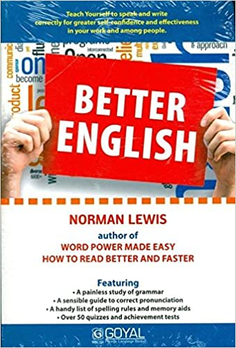 English Made Easy By Norman Lewis Pdf