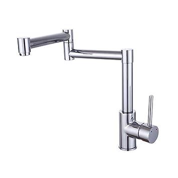 Moderne Einhebel Universal Küchenarmatur Wasserhähne Messing ...