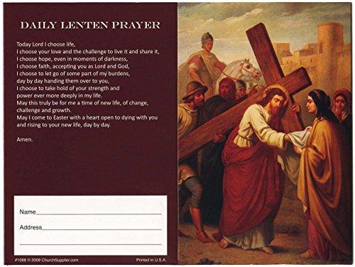 Coin Lenten Folders - Dollar Collection Coin Folders for Lent, Easter Holds $20.00-50 Folders