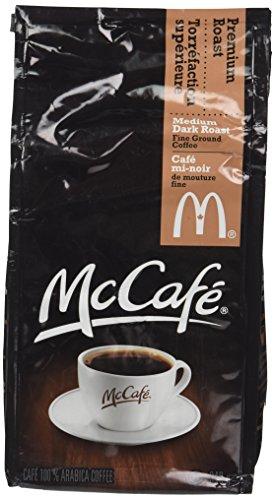 Coffee Beans Online >> McDonalds McCafe Premium Roast Ground Coffee Bag 12.oz - Buy Online in UAE. | Grocery Products ...