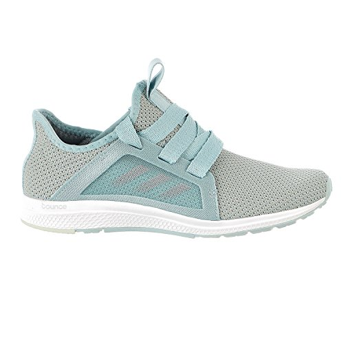 adidas Edge Lux w Running Shoe - Tactile Green/Linen Green/Footwear White - Womens - 7.5
