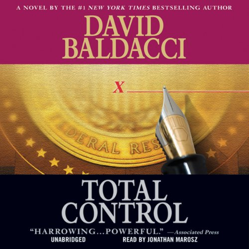 Total Control Audiobook [Free Download by Trial] thumbnail